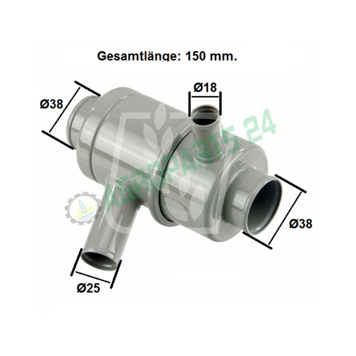 FENDT Renault 76°C Thermostat - X815090003000