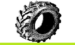 Tires for agri machinery